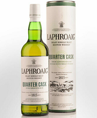Laphroaig Quarter Cask Single Malt Scotch Whisky (700ml)