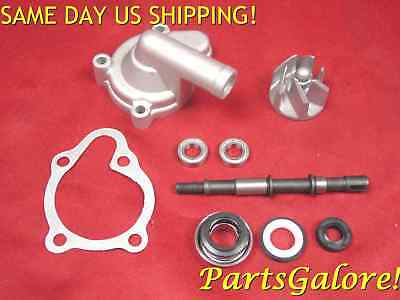 Water Pump Kit Cover Impeller, 250cc CN250 CH250 CF250 Scooter ATV Trike Buggy