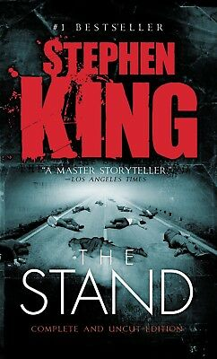 NEW Audio Book The Stand by Stephen King Unabridged 2012