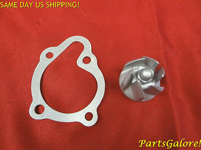 Water Pump Impeller w Gasket, Honda Chinese CF250 250cc Scooter ATV Trike Buggy