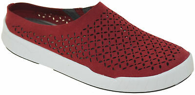 Jsport by Jambu Women's Gatwick Mule Sneaker Red Style GAT03