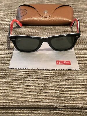 Ray Limited Print Ban Wayfarer Rare Edition Rb2140 Special Series XOkPiuTZ