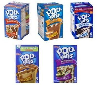 Pop Tarts Assorted Pack 5 Pack
