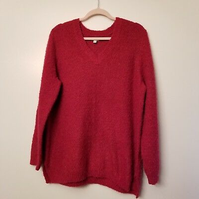 Pre-Owned Sonoma Womans Pull Over Sweater V Neck 1X