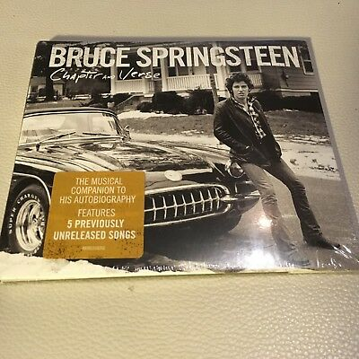 Bruce Springsteen - Chapter and Verse - NEW & SEALED Digipak CD - FREE UK POST