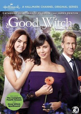 Good Witch: 4th Fourth Season 4 Four New Sealed (DVD) New Free Shipping