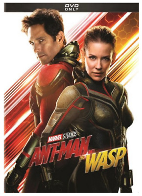 Ant-Man And The Wasp (DVD,2018)NEW FAST SHIPPING USA SELLER