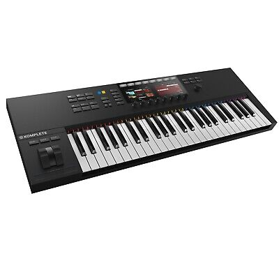 Native Instruments Komplete Kontrol S49 Mk2 Keyboard Controller w/ Software