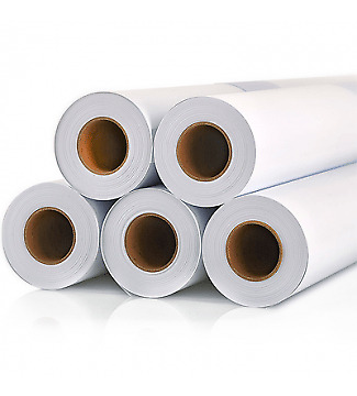 New Canon B1 CANON BOND PAPER 80GSM 707MM X 50M (BOX OF 4 ROLLS) FOR 36-44''