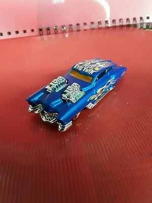 2000 Hot Wheels  Evil Twin very good condition loose