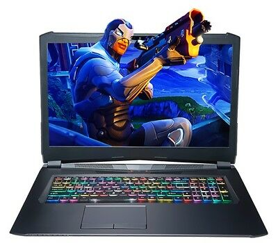 "Resistance VR Enforcer Gaming Notebook V4, 17.3"" FHD G-SYNC, Leader Electronics"