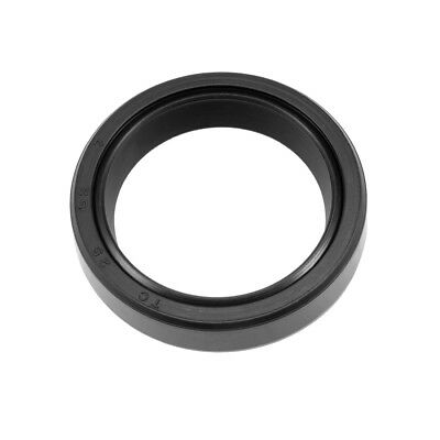 Oil Seal, TC 25mm x 32mm x 7mm, Nitrile Rubber Cover Double Lip