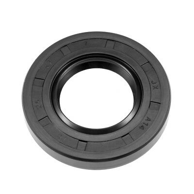 Oil Seal, TC 25mm x 47mm x 7mm, Nitrile Rubber Cover Double Lip