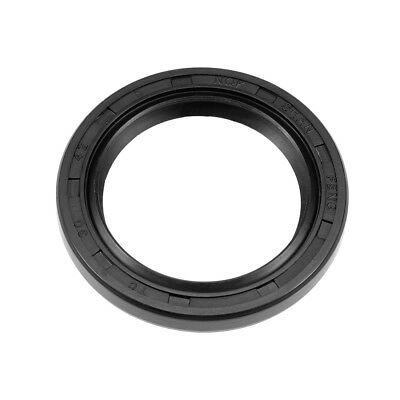 Oil Seal, TC 30mm x 42mm x 5mm, Nitrile Rubber Cover Double Lip