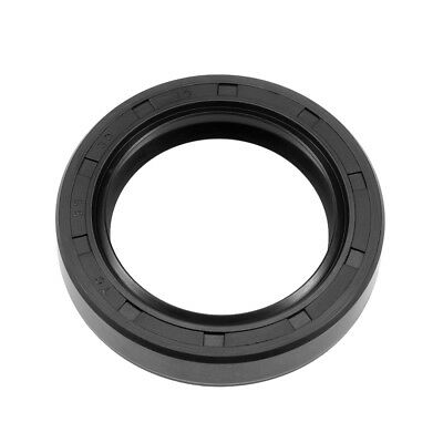 Oil Seal, TC 35mm x 50mm x 10mm, Nitrile Rubber Cover Double Lip