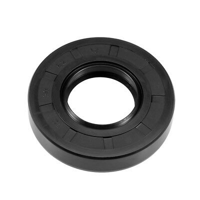 Oil Seal, TC 30mm x 62mm x 12mm, Nitrile Rubber Cover Double Lip