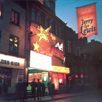 Jerry Lee Lewis - Live at the Star-Club, Hamburg