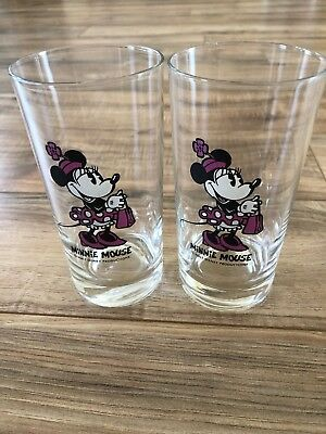 Pair Of Vintage Minnie Mouse Glasses Walt Disney Productions EC!!!