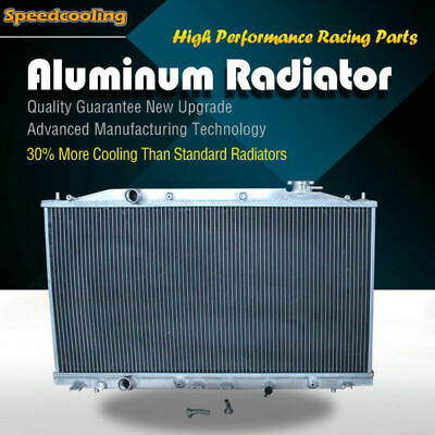 DPI13082 2ROW Aluminum Radiator For Acura TSX L4 V6 2.4L 3.5L 2009-2014