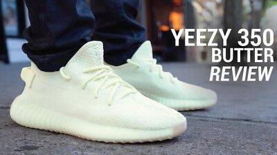 Adidas Yeezy Boost 350 V2 ''BUTTER'' F36980 Kanye West 100% AUTHENTIC sz 9 new