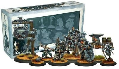 Steamfoged Games Guild Ball: Blacksmith Master Crafted Arsenal Miniature Game
