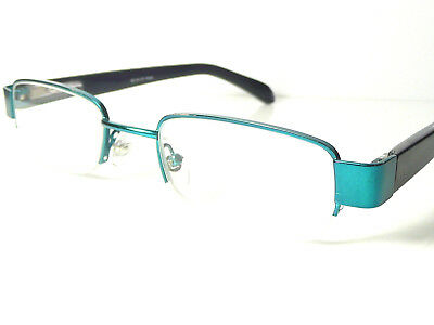 New Mens  Womens FOSTER GRANT Semi Rimless 'Orwell' Reading Glasses