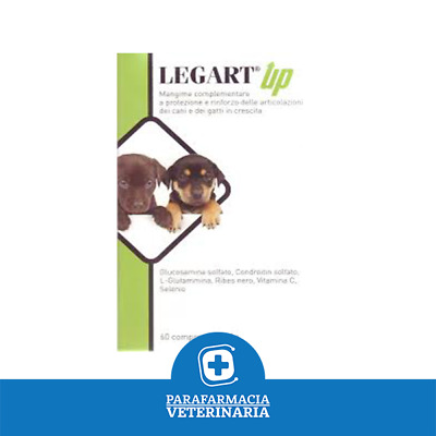 Legart Up Compresse 30 Da 1 Grammo