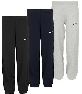 Nike Boys Fleece Joggers Tracksuit Bottoms Track Sweat Jogging Pants New Sealed