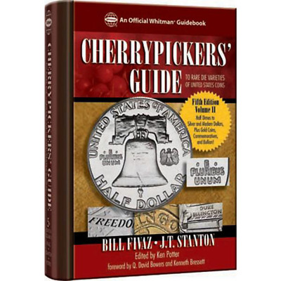 Cherrypickers' Guide To Rare Die Varieties 5Th Ed. Vol. 2 New W/ Free Shipping!!