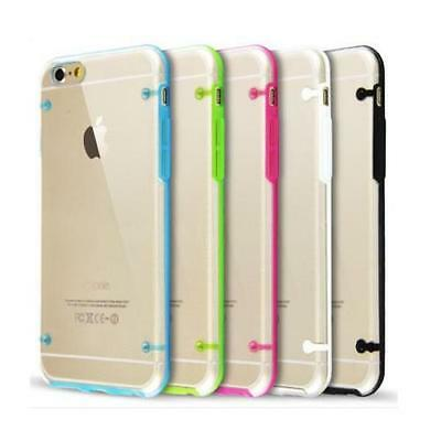 Coque Transparent Ultra Mince En Tpu Flexible 4.7 Pour Iphone 6