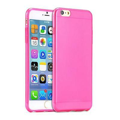 "Housse De Couverture Transparent Ultra Mince Tpu Douce Flexible 4.7"" Pour Iphone"