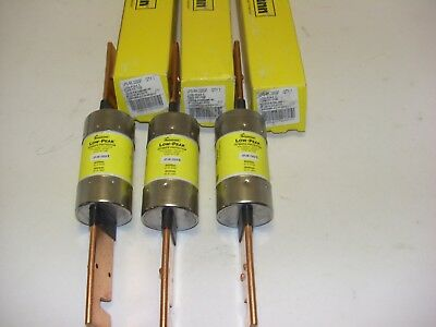 Bussmann Fusetron LPS-RK-200SP Dual Element Time Delay Fuse 200A 600V Lot of 3