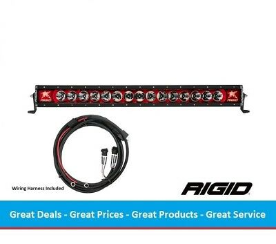 Rigid Industries Radiance Series 30 Inch Led Light Bar With