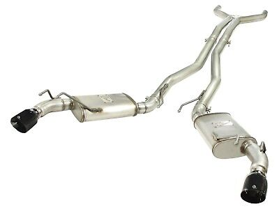 aFe POWER 49-44039-B Mach Force XP Cat Back System Exhaust System Kit