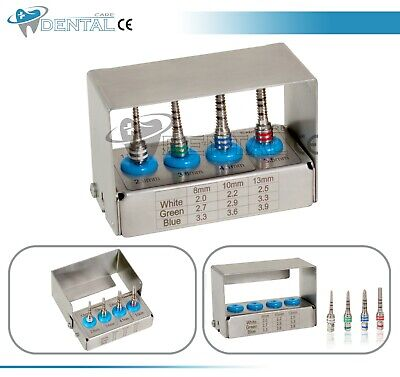 NEW Bone Compression & Expander Screws Kit Dental Implant Sinus Lift Tools CE