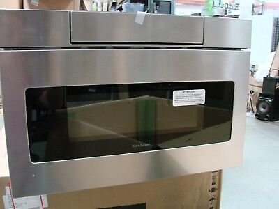 Sharp Smd2470as 24 Microwave Drawer Stainless Steel Local Pickup Only