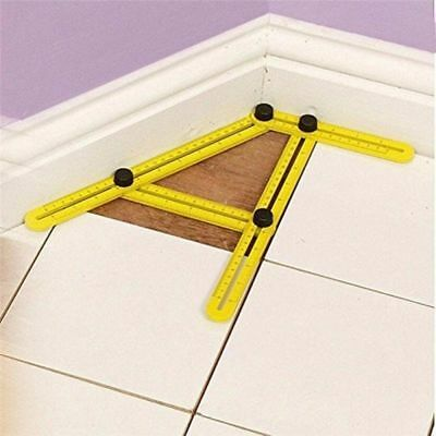 Four-sided Ruler Metric Scale Multifunctional Folding Measuring Instrument
