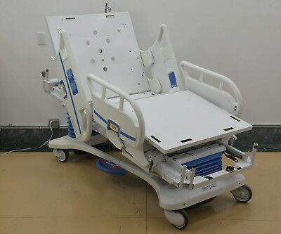 Stryker Secure 3 S3 Medical Surgical Bed REF 3200 S3 (16402)