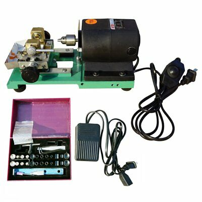 Pearl Drilling Holing Machine Driller Full Set of Jewelry Tool for Coral Amber