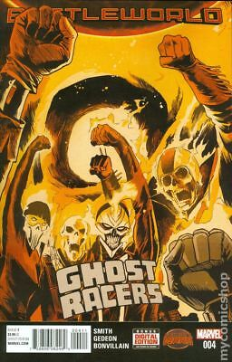 Ghost Racers #1-4 (2015) Marvel Comics / Ghost Rider