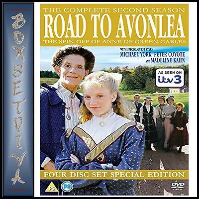 Road To Avonlea Complete Second Series Special Edition  ** Brand New Dvd