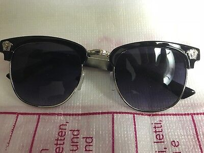 9e99c855154 Gianni Versace S905 58-17-136 Vintage Race Sunglasses Made in Italy S905