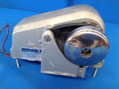 Muir HR600  anchor winch / windlass reconditioned suitable for 6mm chain only