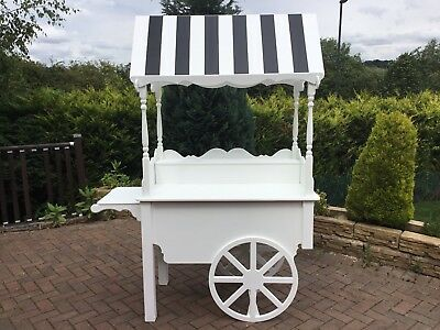 Candy Cart Wedding Sweets Cart Trolley Market Barrow New Cake Stand For Sale