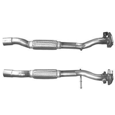Exhaust Muffler Connecting Tube Fiat 500