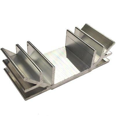 Transistor Heat Sink TO-247 TO-3P TO-220 TO-126 35x70x19mm