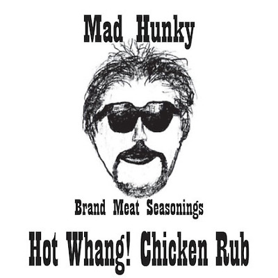 MH Hot Whang Chicken Rub
