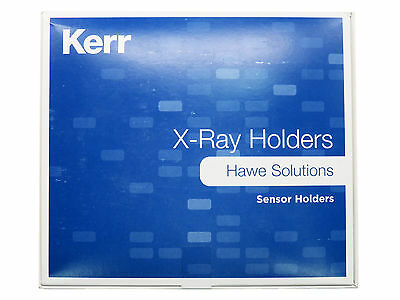 Dental Kerr Super-Bite Posterior Index X-Ray Film Phosphor Plate Holders