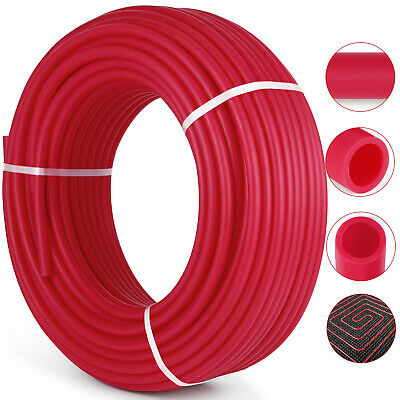 """3/4"""" x 300ft PEX Tubing Non Barrier For Htg/Plbg/Potable Water Red Certified"""