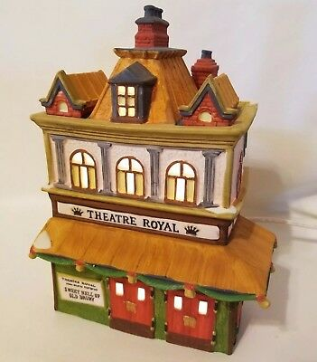 Dept 56 Dickens Village - Theatre Royal